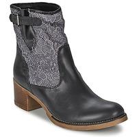 Pantofi Femei Botine Meline ALESSANDRA Negru