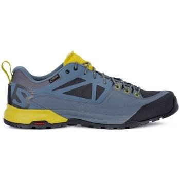 Pantofi Bărbați Pantofi sport Casual Salomon X Alp Spry Gtx Albastre,Galbene