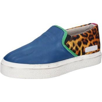 Pantofi Femei Pantofi Slip on Date Aluneca Pe AB540 Albastru