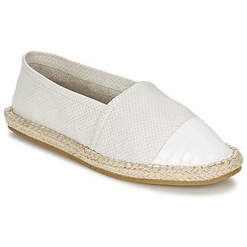 Pantofi Femei Pantofi Slip on Elia B CHICA White