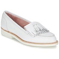 Pantofi Femei Mocasini Elia B ALPHA White