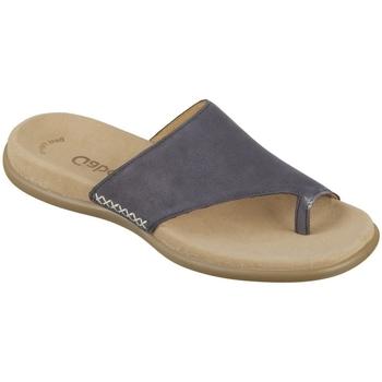 Pantofi Femei  Flip-Flops Gabor 0370016 Negre