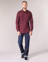 Îmbracaminte Bărbați Jeans drepti Emporio Armani BOUWI Albastru / Medium