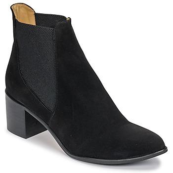 Pantofi Femei Botine Emma Go GUNNAR Negru