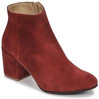 Pantofi Femei Botine Emma Go ELNA Roșu