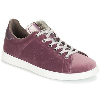 Încăltăminte Femei Pantofi sport Casual Victoria DEPORTIVO TERCIOPELO Violet