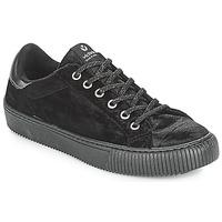 Încăltăminte Femei Pantofi sport Casual Victoria DEPORTIVO TERCIOPELO Negru