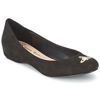 Pantofi Femei Balerin și Balerini cu curea Vivienne Westwood HARA III Negru