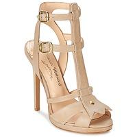 Pantofi Femei Sandale  Vivienne Westwood CAVIL Bej