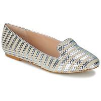 Pantofi Femei Balerin și Balerini cu curea Carvela LYCHEE Argintiu