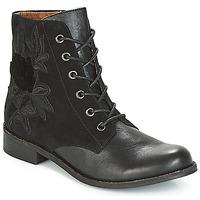 Pantofi Femei Ghete Karston ACAMI Negru