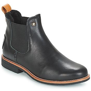 Pantofi Femei Ghete Panama Jack GIORDANA Negru