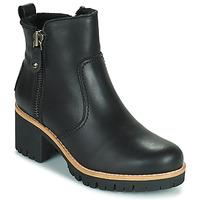 Pantofi Femei Botine Panama Jack PAULINE Negru