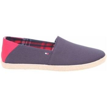 Pantofi Bărbați Pantofi Slip on Tommy Hilfiger FM0FM00569403 Albastru marim