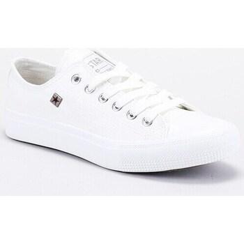 Pantofi Bărbați Pantofi sport Casual Big Star V174347 Alb
