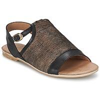 Pantofi Femei Sandale și Sandale cu talpă  joasă Coqueterra CRAFT Negru