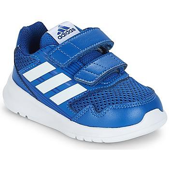 Încăltăminte Copii Pantofi sport Casual adidas Performance ALTARUN CF I Albastru