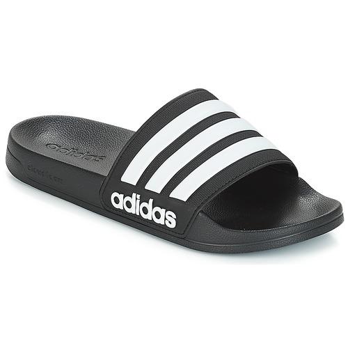 Pantofi Șlapi adidas Performance ADILETTE SHOWER Negru