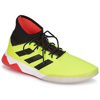 Pantofi Bărbați Fotbal adidas Performance PREDATOR TANGO 18.1 TR Galben / Negru / Roșu