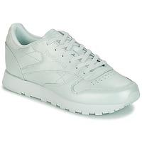 Pantofi Femei Pantofi sport Casual Reebok Classic CLASSIC LEATHER Verde