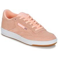 Încăltăminte Femei Pantofi sport Casual Reebok Classic CLUB C 85 Roz