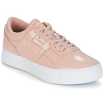 Încăltăminte Femei Pantofi sport Casual Reebok Classic WORKOUT LO FVS Roz