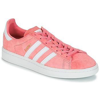 Pantofi Femei Pantofi sport Casual adidas Originals CAMPUS W Roz
