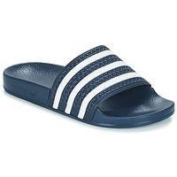 Pantofi Șlapi adidas Originals ADILETTE Bleumarin / Alb