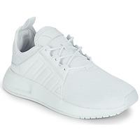 Încăltăminte Copii Pantofi sport Casual adidas Originals X_PLR J Alb