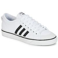 Pantofi Pantofi sport Casual adidas Originals NIZZA Alb / Negru