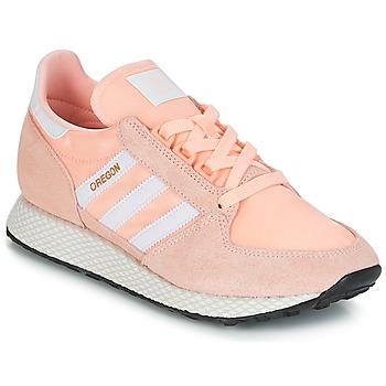 Încăltăminte Femei Pantofi sport Casual adidas Originals OREGON W Roz