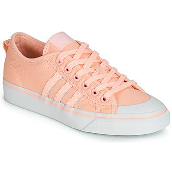 Pantofi Femei Pantofi sport Casual adidas Originals NIZZA W Roz