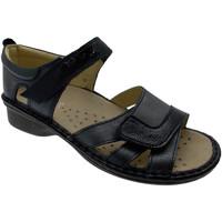 Pantofi Femei Sandale  Calzaturificio Loren LOM2524bl blu