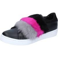 Pantofi Femei Sneakers Islo Adidași BZ213 Negru