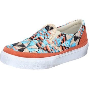 Pantofi Femei Pantofi Slip on 2 Stars BZ532 Multicolor