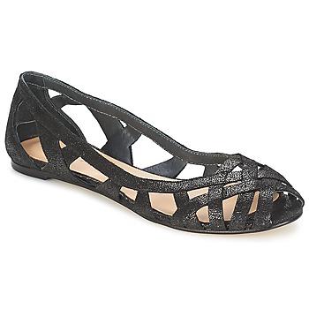 Pantofi Femei Sandale și Sandale cu talpă  joasă Jonak DERAY Negru