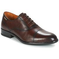 Încăltăminte Bărbați Pantofi Derby Pikolinos BRISTOL M7J Maro
