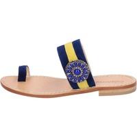 Pantofi Femei Sandale  Calpierre Sandale BZ841 Albastru