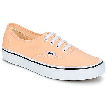 Pantofi Femei Pantofi sport Casual Vans AUTHENTIC Bej