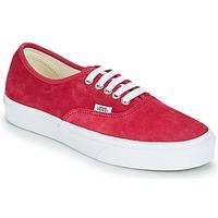 Încăltăminte Pantofi sport Casual Vans AUTHENTIC Roșu