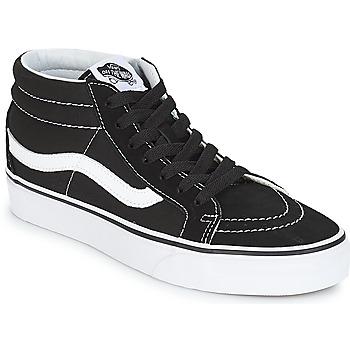 Încăltăminte Pantofi sport stil gheata Vans SK8-MID REISSUE Negru / Alb