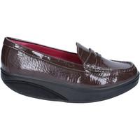 Pantofi Femei Mocasini Mbt Mocasini BZ916 Maro