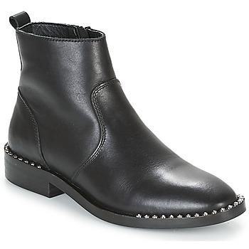 Pantofi Femei Ghete Bullboxer TELMASSA Black