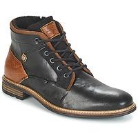 Pantofi Bărbați Ghete Bullboxer NIRINA Negru