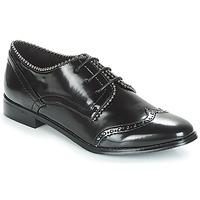 Încăltăminte Femei Pantofi Derby Moony Mood JENNY Negru