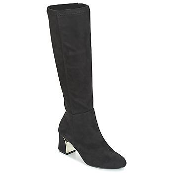 Pantofi Femei Cizme casual Moony Mood JORDANA Negru