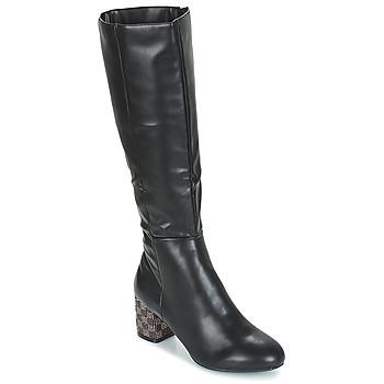 Pantofi Femei Cizme casual Moony Mood JISMIA Negru