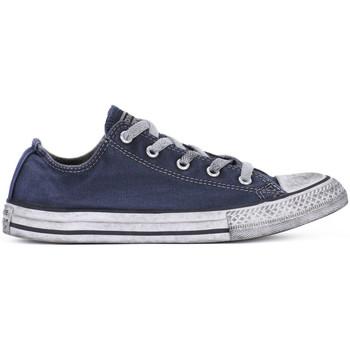 Pantofi Băieți Pantofi sport Casual Converse ALL STAR LO CANVAS LTD NAVY Blu