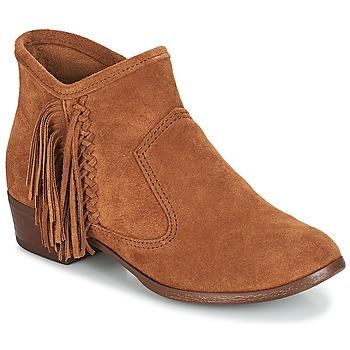 Pantofi Femei Botine Minnetonka BLAKE BOOT Camel
