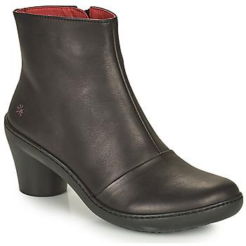 Pantofi Femei Botine Art ALFAMA Negru